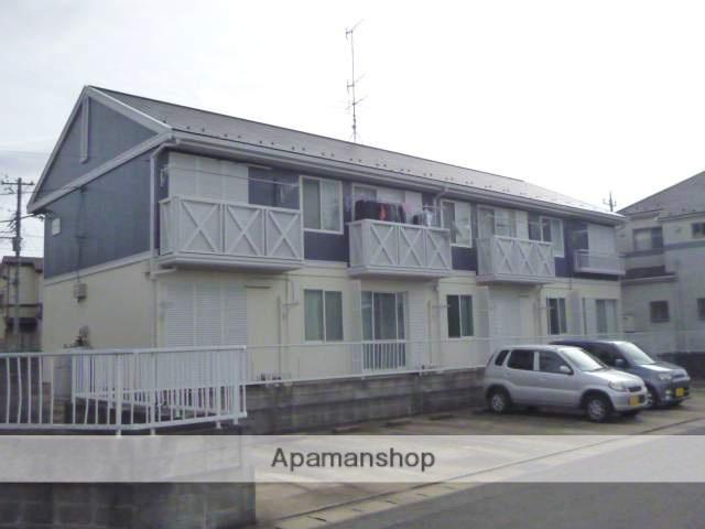 千葉県佐倉市、佐倉駅徒歩10分の築24年 2階建の賃貸アパート