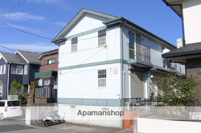 千葉県佐倉市、佐倉駅徒歩8分の築26年 2階建の賃貸テラスハウス