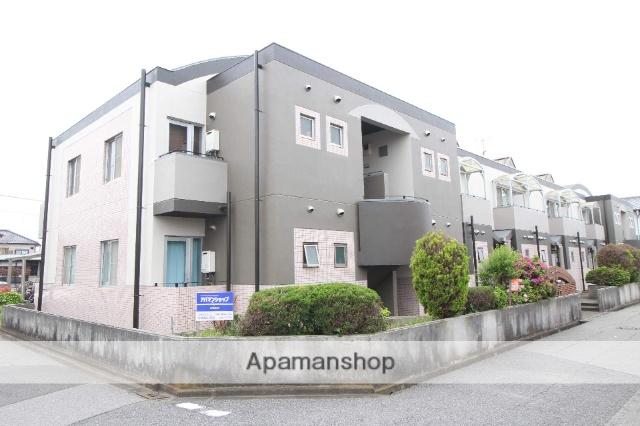 千葉県船橋市、習志野駅徒歩18分の築26年 2階建の賃貸アパート