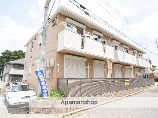 千葉県八千代市、京成大和田駅徒歩36分の築3年 2階建の賃貸アパート