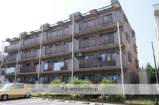 千葉県船橋市、習志野駅徒歩12分の築24年 4階建の賃貸マンション