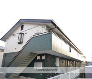 千葉県八千代市、船橋日大前駅徒歩14分の築24年 2階建の賃貸アパート