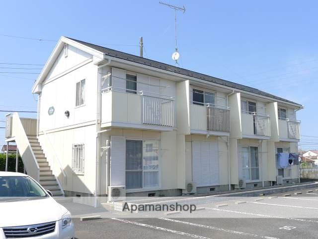 千葉県佐倉市、佐倉駅徒歩7分の築24年 2階建の賃貸アパート