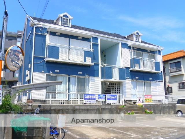千葉県佐倉市、京成臼井駅徒歩6分の築27年 2階建の賃貸アパート