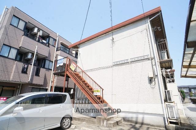 千葉県船橋市、北習志野駅徒歩15分の築24年 2階建の賃貸アパート