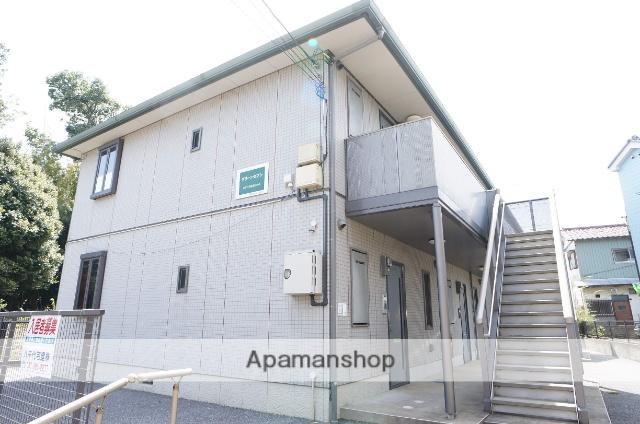 千葉県八千代市、八千代台駅バスバス10分バス停下車後徒歩2分の築14年 2階建の賃貸アパート