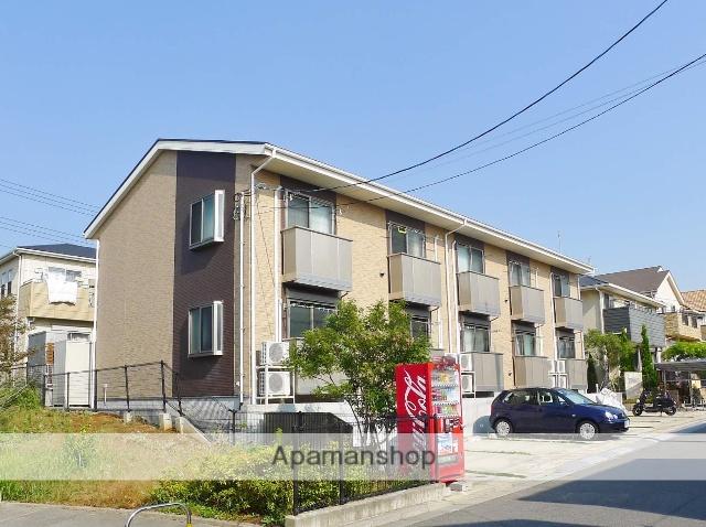 千葉県船橋市、船橋日大前駅徒歩14分の築9年 2階建の賃貸アパート