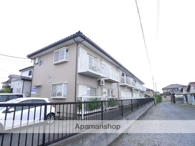 千葉県佐倉市、京成佐倉駅徒歩18分の築26年 2階建の賃貸アパート