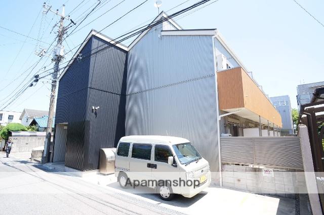 千葉県船橋市、習志野駅徒歩14分の築6年 2階建の賃貸アパート