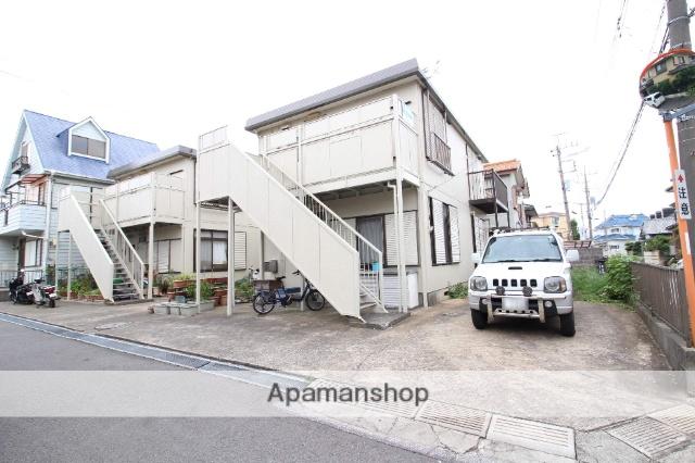 千葉県八千代市、八千代緑が丘駅徒歩15分の築30年 2階建の賃貸アパート