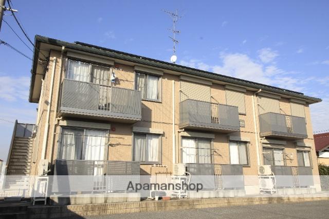 千葉県八千代市、勝田台駅徒歩19分の築12年 2階建の賃貸アパート