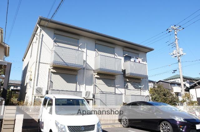 千葉県佐倉市、京成臼井駅徒歩5分の築8年 2階建の賃貸アパート
