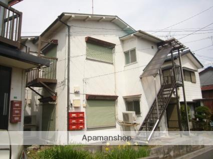 千葉県船橋市、北習志野駅徒歩18分の築41年 2階建の賃貸アパート