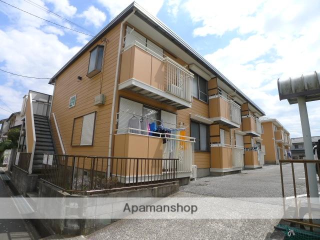 千葉県佐倉市、京成臼井駅徒歩15分の築30年 2階建の賃貸アパート