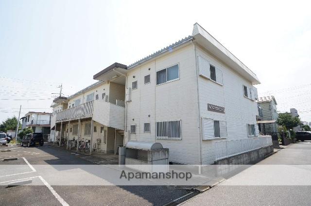 千葉県八千代市、勝田台駅徒歩14分の築24年 2階建の賃貸アパート