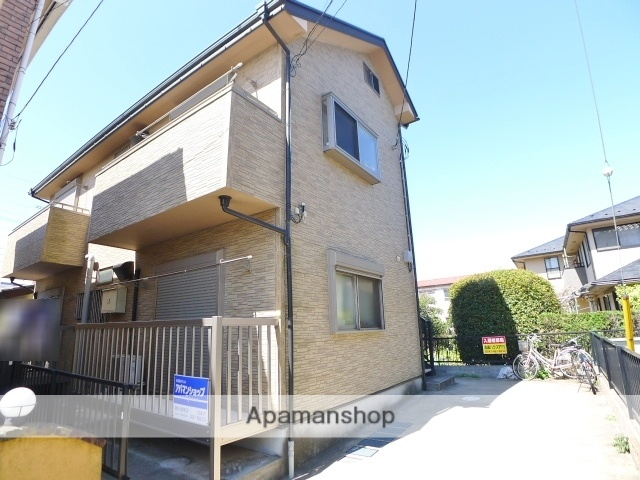 千葉県船橋市、北習志野駅徒歩20分の築13年 2階建の賃貸アパート