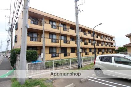 千葉県船橋市、二和向台駅徒歩19分の築21年 3階建の賃貸マンション