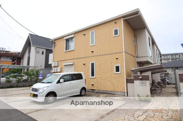 千葉県船橋市、北習志野駅徒歩27分の築6年 2階建の賃貸アパート
