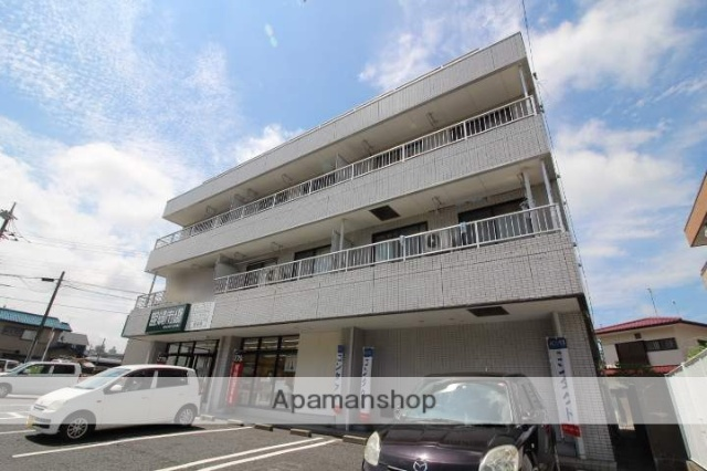 千葉県船橋市、北習志野駅徒歩12分の築23年 3階建の賃貸マンション
