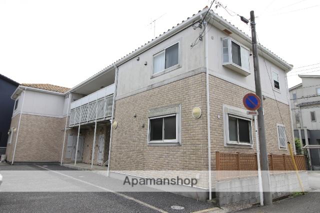 千葉県八千代市、勝田台駅徒歩5分の築13年 2階建の賃貸アパート