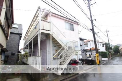 千葉県船橋市、高根公団駅徒歩8分の築26年 2階建の賃貸アパート