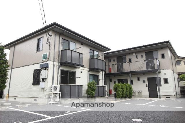 千葉県佐倉市、佐倉駅徒歩6分の築14年 2階建の賃貸アパート
