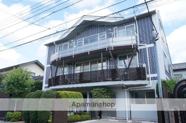 千葉県八千代市、勝田台駅徒歩7分の築20年 3階建の賃貸マンション