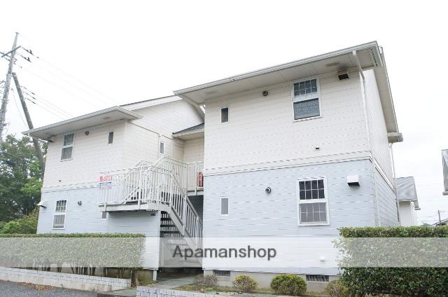 千葉県佐倉市、勝田台駅徒歩19分の築24年 2階建の賃貸アパート