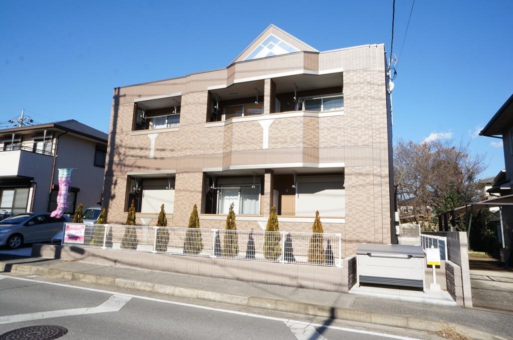 千葉県八千代市、八千代中央駅徒歩7分の築2年 2階建の賃貸アパート