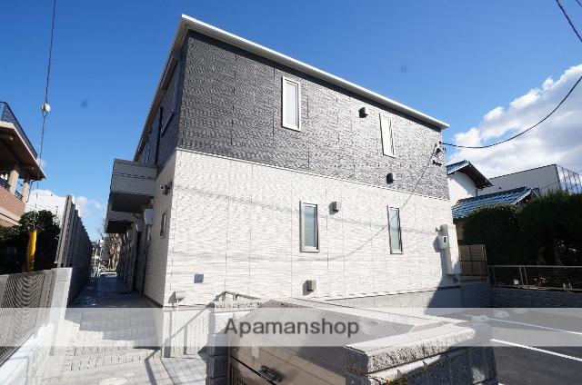 千葉県船橋市、習志野駅徒歩14分の新築 2階建の賃貸アパート
