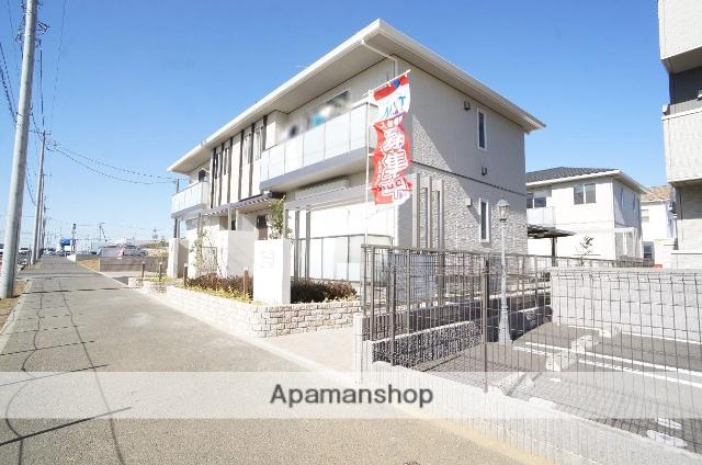 千葉県八千代市、北習志野駅徒歩44分の新築 2階建の賃貸アパート