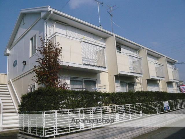 千葉県佐倉市、佐倉駅徒歩7分の築23年 2階建の賃貸アパート