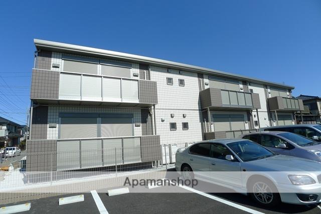 千葉県八千代市、京成大和田駅徒歩17分の築3年 2階建の賃貸アパート