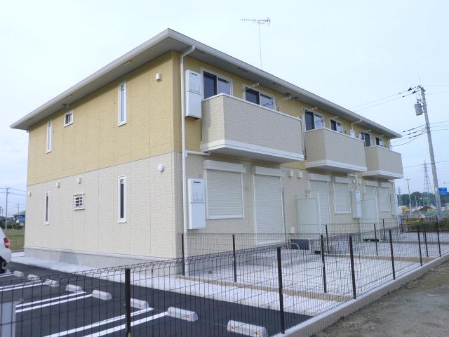 千葉県佐倉市、佐倉駅徒歩14分の築2年 2階建の賃貸アパート