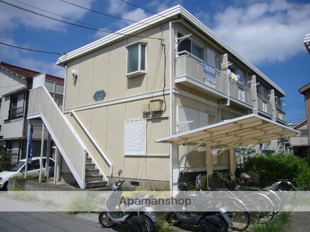 千葉県船橋市、北習志野駅徒歩20分の築23年 2階建の賃貸アパート