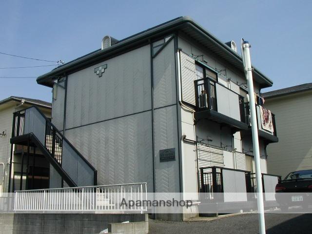 千葉県佐倉市、京成臼井駅徒歩10分の築24年 2階建の賃貸アパート