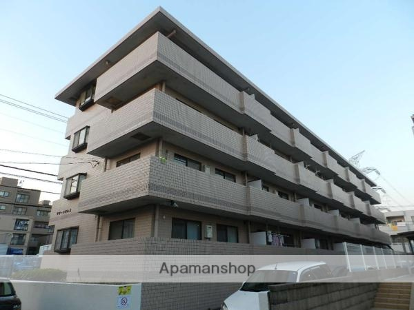 千葉県浦安市、舞浜駅徒歩16分の築26年 4階建の賃貸マンション