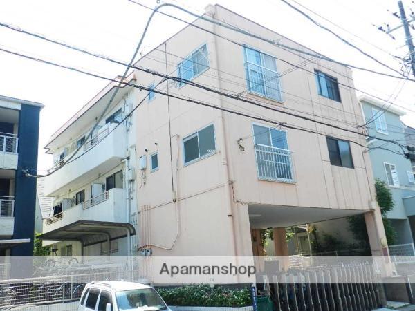 千葉県浦安市、舞浜駅徒歩15分の築28年 3階建の賃貸マンション