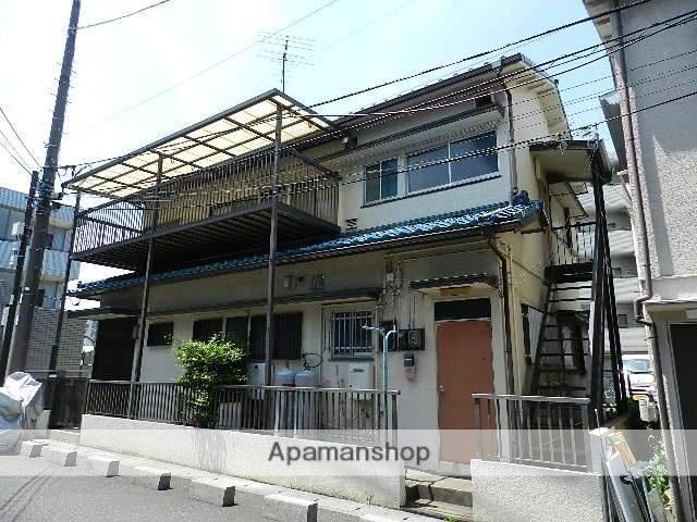 千葉県浦安市、浦安駅徒歩8分の築41年 2階建の賃貸アパート