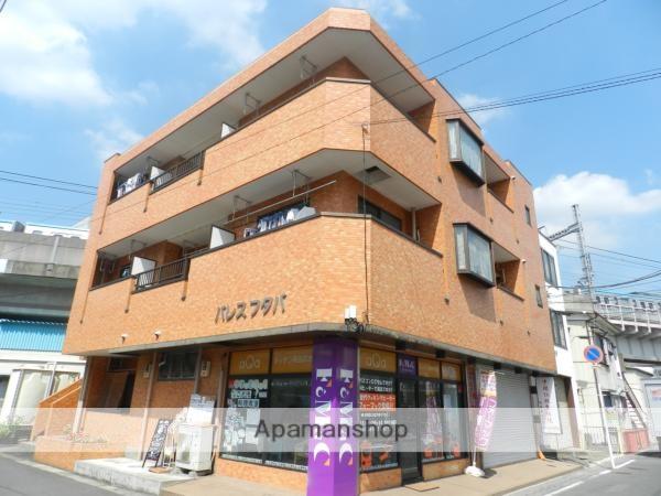 千葉県浦安市、浦安駅徒歩3分の築30年 3階建の賃貸マンション