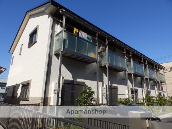 千葉県浦安市、舞浜駅東京ベイシティバスバス10分南小入り口下車後徒歩2分の築6年 2階建の賃貸アパート