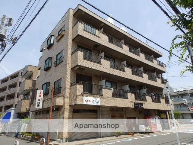 千葉県浦安市、新浦安駅徒歩30分の築29年 4階建の賃貸マンション