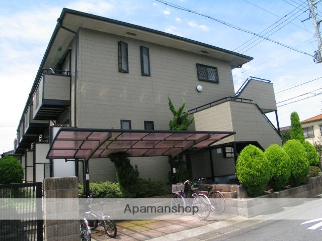 千葉県浦安市、舞浜駅東京ベイシティバスバス10分南小入り口下車後徒歩3分の築16年 2階建の賃貸アパート