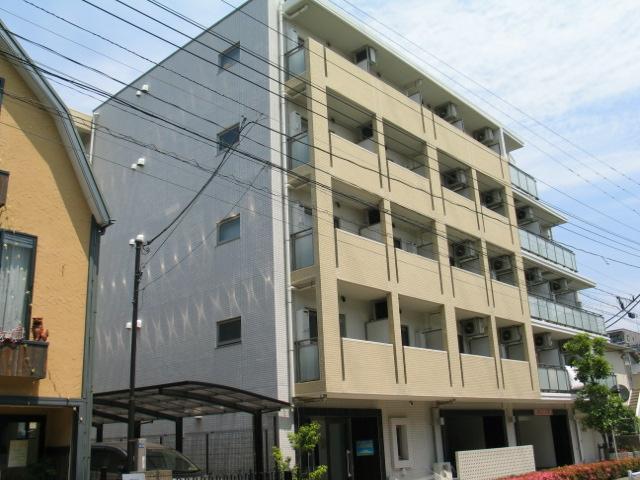 千葉県市川市、南行徳駅徒歩15分の築8年 5階建の賃貸マンション