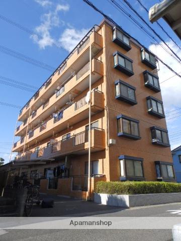 千葉県浦安市、新浦安駅徒歩24分の築29年 5階建の賃貸マンション