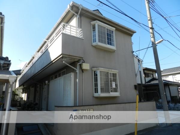 千葉県浦安市、新浦安駅徒歩17分の築30年 2階建の賃貸テラスハウス
