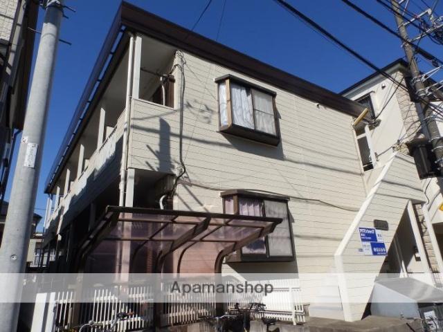 千葉県浦安市、舞浜駅徒歩40分の築26年 2階建の賃貸アパート