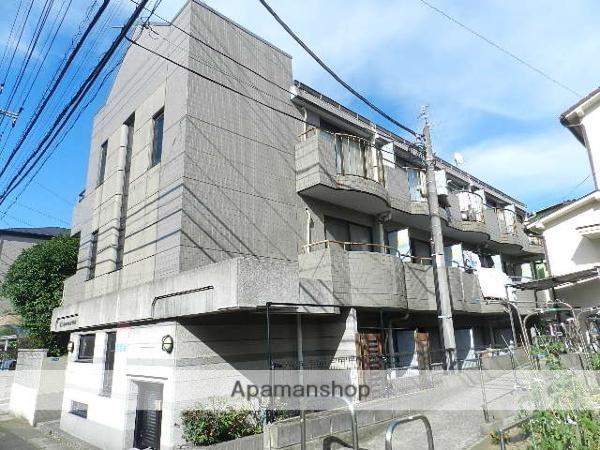 千葉県浦安市、舞浜駅東京ベイシティバスバス7分東野プール下車後徒歩3分の築26年 3階建の賃貸マンション