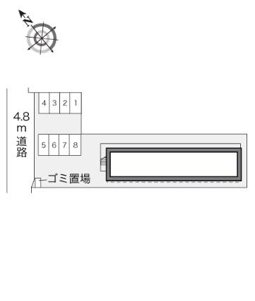 レオパレスルミエール[1K/19.87m2]の内装1