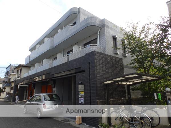 千葉県市川市、南行徳駅徒歩8分の築25年 4階建の賃貸マンション